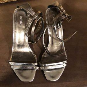 Never worn Botkier sandal with ankle straps
